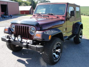 Used Jeeps for Sale - Gilbert's Jeeps and 4x4's