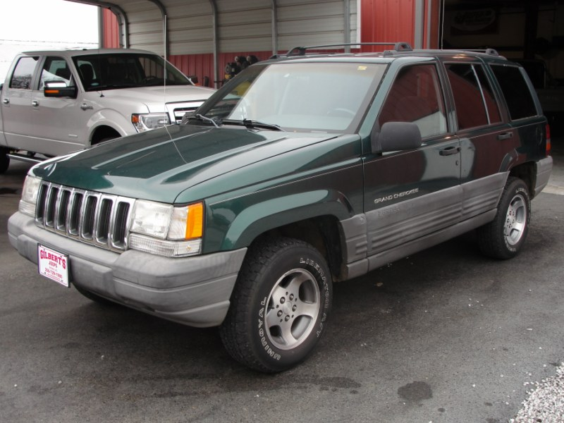 JEEP GRAND CHEROKEE                               stk 1099