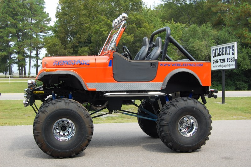 1986 Monster CJ-7